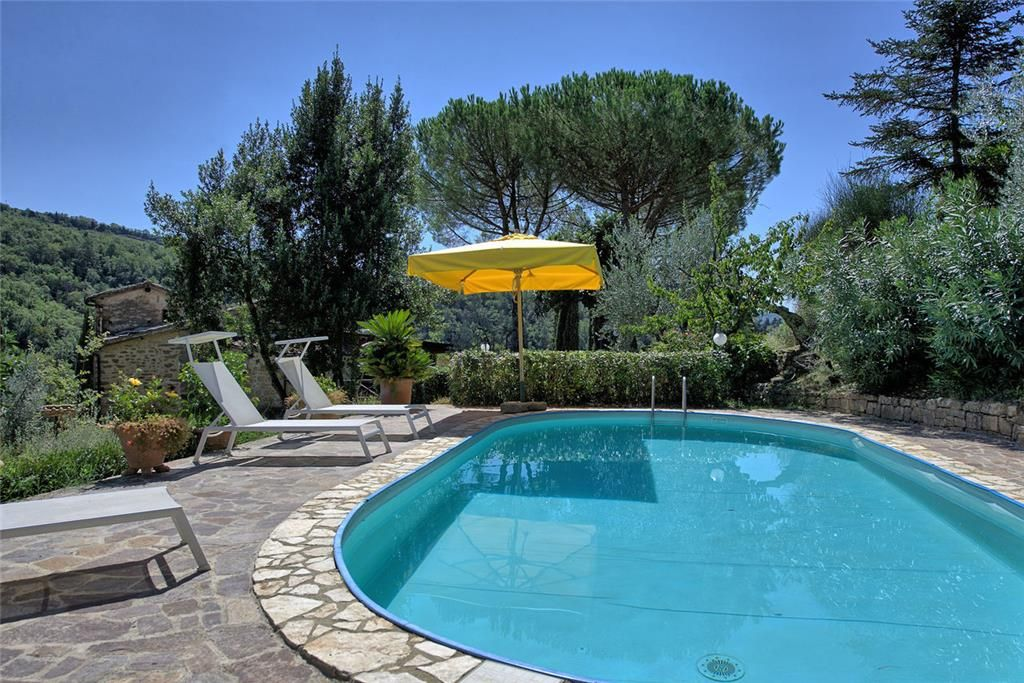 Holiday House For 6 Persons With Swimming Homeaway Panzano In Chianti