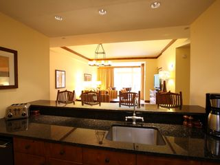 Stowe condo photo - Open floor plan makes it easy for entertaining.