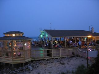 Myrtle Beach Resort condo photo - Oceanfront Cabana Bar with nightly entertainment