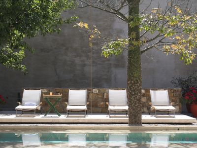 Luxury meets classic right in the historic downtown of Oaxaca.