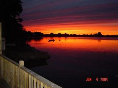 Portsmouth house rental - Enjoy beautiful sunsets