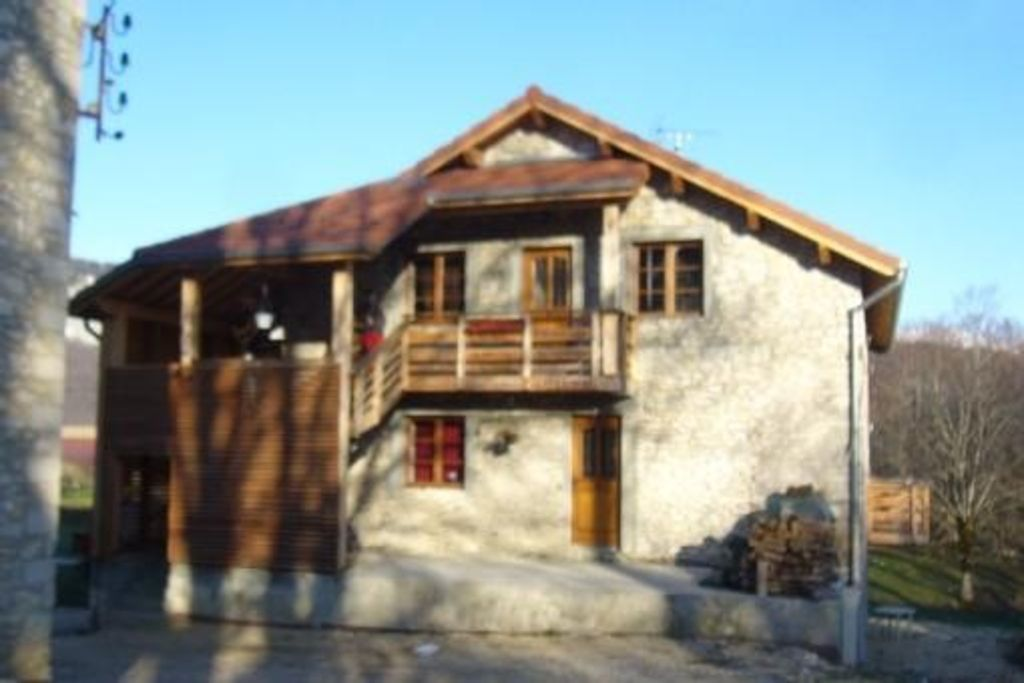 Gite Le Royal for 2 to 5 people in the mountains