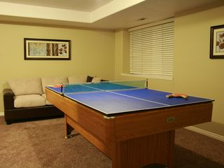 Salt Lake City house photo - Ping Pong Table