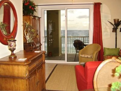 View from the Dining Room**Panama City Condo**