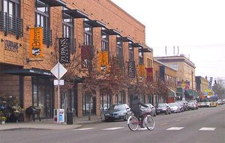 Portland apartment photo - Grocery store, coffee shops, restaurants, bars are a short walk from the unit.