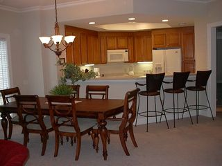 Palmetto Dunes condo photo - Dining Room - Kitchen