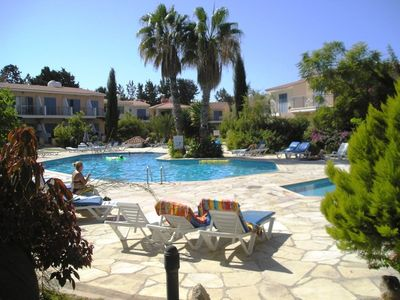 image for PRICE!! GROUND FLOOR : 2 BEDROOM  APARTMENT, A.CONDITIONERS,  GARDENS, POOL, INC
