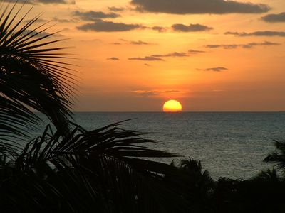 another beautiful aruba sunset