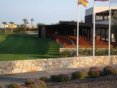 Roda apartment rental - Driving Range