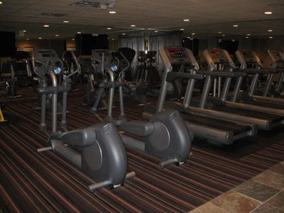 Owners & Guests Exercise Room