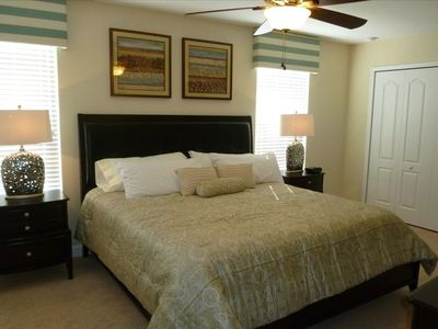 The Shire at West Haven house rental - MASTER BEDROOM