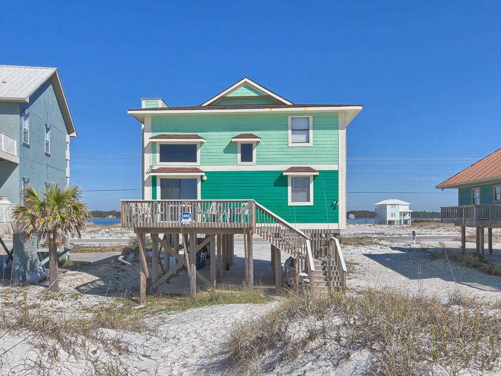 Beachfront House Rentals Orange Beach Alabama