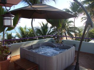 Arecibo villa photo - Romantic & Peaceful ......Jacuzzi, penthouse.