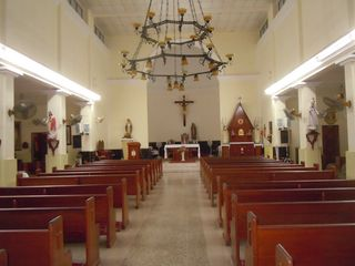 Rincon villa photo - St. Rosa de Lima Church in Rincon, Sunday mass at 7, 9 & 11 am. Weekdays at 7 am