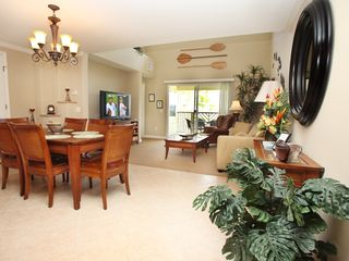 Waikoloa Beach Resort condo photo - Looking through the living area out to the lanai