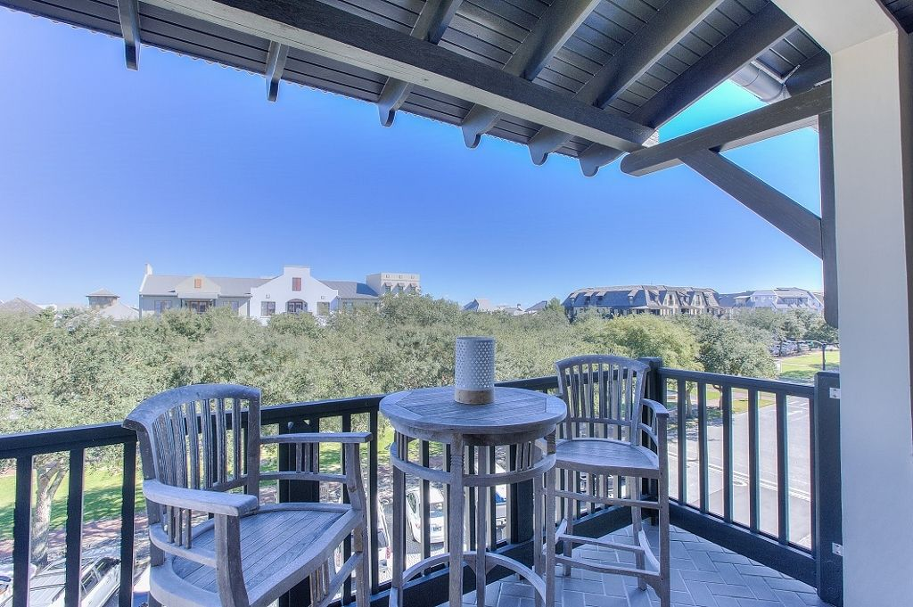 30A Escapes - Luxe penthouse in het hart van Rosemary Beach-Bikes ...