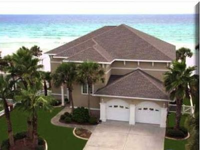 Amazing 6 bedroom Gulf-Front home with 6 bedrooms