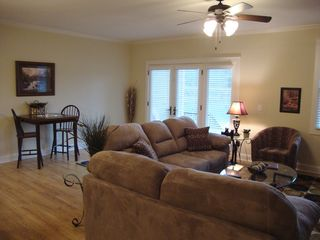 Hiawassee condo photo - Living Rm - Game Table