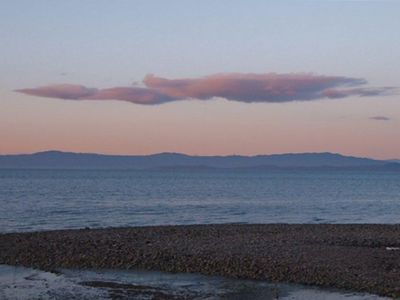 Qualicum Beach - Romantic Evenings with the Sunset!