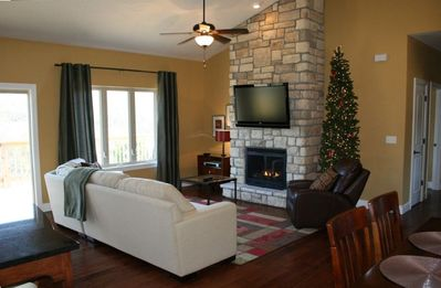 Main Level Great Room