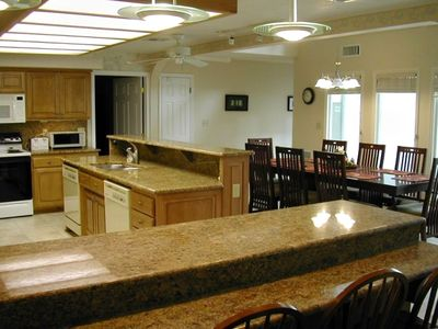 Large Kitchen & Dining