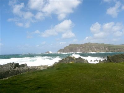 O'Neill land with private beach at O'Neill Cove overlooking Ceann Sibeal