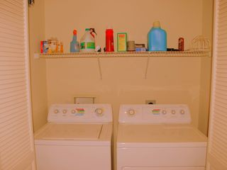 Phoenix condo photo - In home washer and dryer