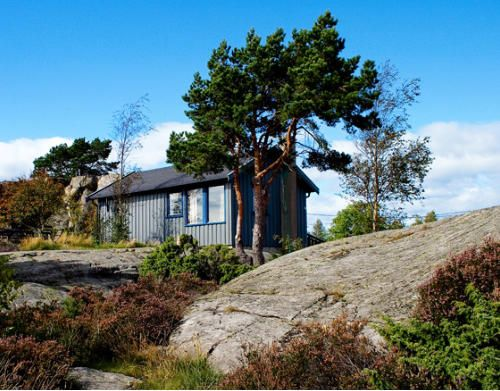 Holiday cottage in Portør near Larvik for 6 persons