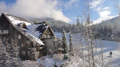 Whistler condo rental - Slopeside on Blackcomb Mountain!