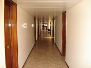 Apartment Block Corridor