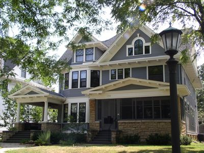 Location!  Historic & Happening Grand and Summit Avenues-Just Steps Away...