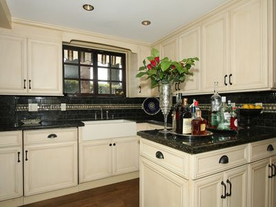 Fully Equipped Kitchen with