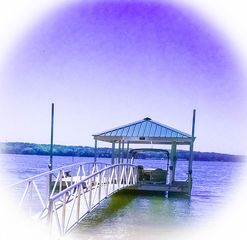 Lake Allatoona house photo - Lakeside View! Level Sandy Beach Entry to Lake!