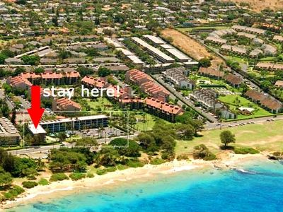 Kihei condo rental - We are right by spectacular Kamaole 3 beach.