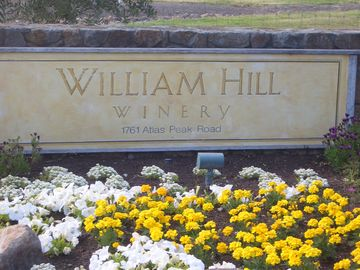 William Hill Winery - walking distance from the condo