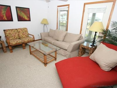 Mid Level Family Room