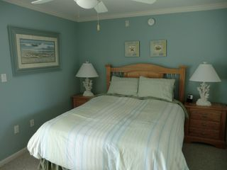 Bel Mare Ocean City condo photo - Second bedroom queen bed