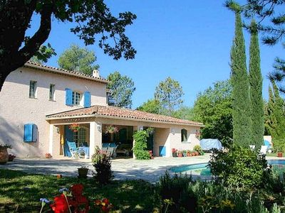 Peaceful house, with garden , Tourtour, Provence and Cote d