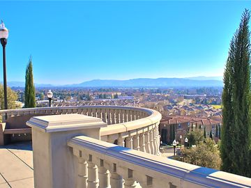 San Jose condo rental - Communications Hill Patio