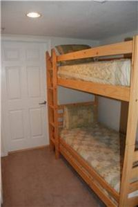 Private bunk beds