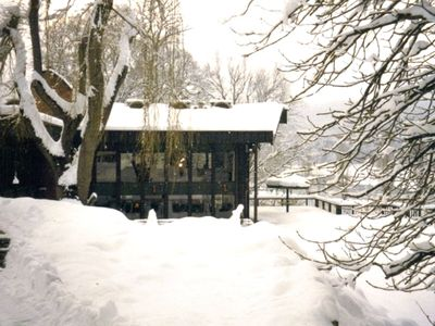 Winter at Russell's Revelstoke Retreat