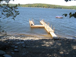 Lake Wallenpaupack house photo - Dock