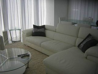 Brickell apartment photo - Living room