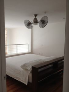 North Miami Beach apartment rental - Master bedroom