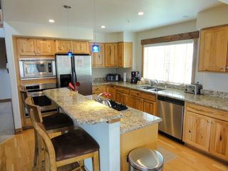 Steamboat Springs condo photo - Kitchen are