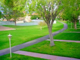 St. George condo photo - Beautiful Walking Path in Sports Village Resort