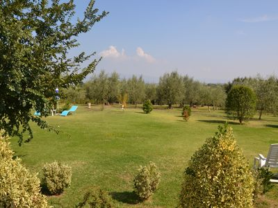 La Colonica Garden and Olive Grove