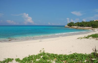 "proximate ""plumbs bay"" beach on the carribean sea"