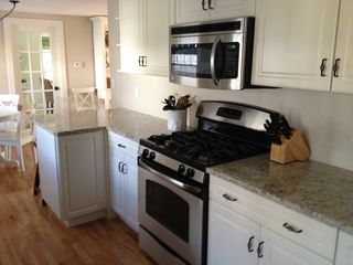Harwich - Harwichport house photo - New stainless appliances are some of the amenities in this new kitchen.
