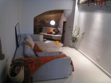 Lounge leading to Chill Out